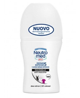 NEUTROMED DEO ROLL-ON INVISIBLE ML.50