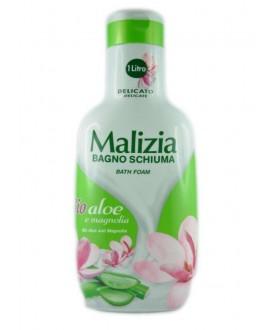 MALIZIA BAGNO BIO ALOE E MAGNOLI ML.1000