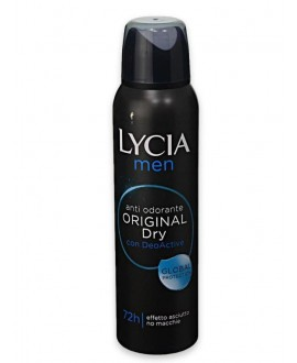 LYCIA DEO SPRAY MAN ORIGINAL ML.150