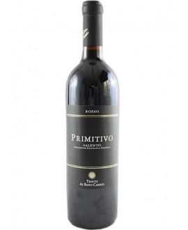 TENUTE ALBANO PRIMITIVO ROSSO IGP ML.750