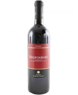 TENUTE ALBANO NEGROAMARO ROSSO IGP ML.750