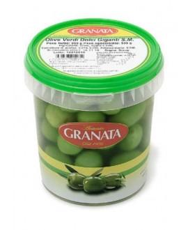 GRANATA OLIVE VERDI GIGANTI BS GR.500