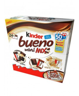 KINDER BUENO MINI MIX T24