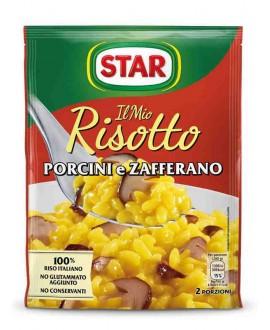 STAR RISOTTO ZAFFERANO E FUNGHI GR.175