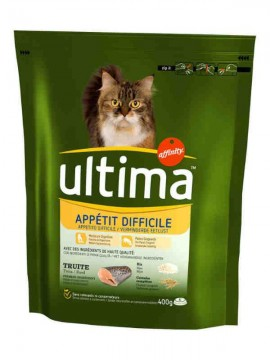 ULTIMA CAT APPETITO DIFFICILE GR.400