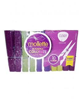CLENDY MOLLETTE COLORATE PZ 16