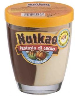 NUTKAO CIOCC.BICOLORE GR 200