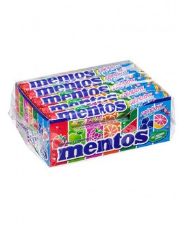 MENTOS RAINBOW X15