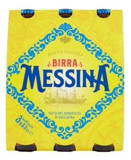MESSINA BIRRA 4,7 CL.33X3