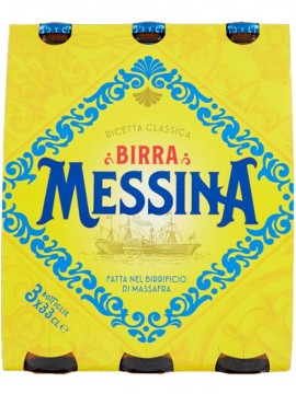 MESSINA BIRRA 4,7 CL.33X3