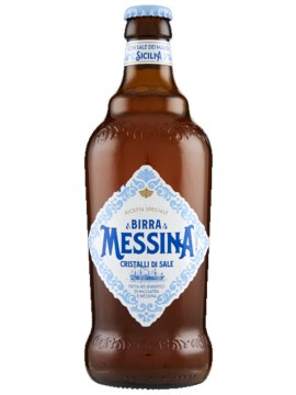 MESSINA BIRRA CRISTALLI DI SALE  CL50