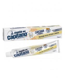 PASTA DEL CAPITANO DENT.CURCUMA ML100