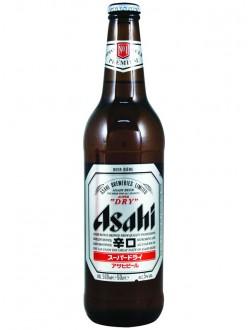 ASAHI BIRRA SUPER DRY BOTTIGLIA 5.2° CL.50