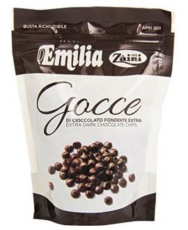 ZAINI EMILIA GOCCE CIOCC.FONDENTI GR.200