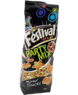 SIRO FESTIVAL PARTY MIX SNACKS GR.400