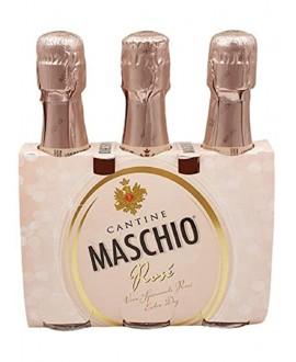 MASCHIO SPUMANTE ROSE' ML.200X3