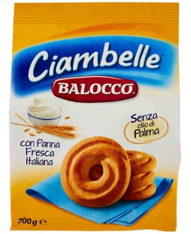 BALOCCO BISC.CIAMBELLE GR700