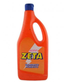 ZETA ACIDO MURIATICO ML750