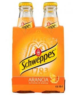SCHWEPPES ARANCIA CL18X4